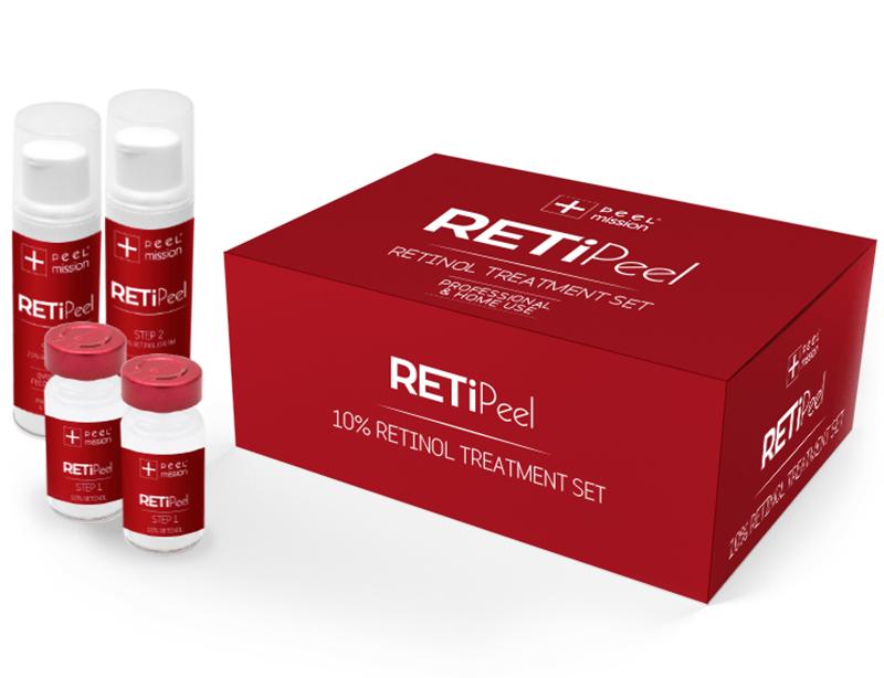 retipeel